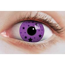 Lentille star purple