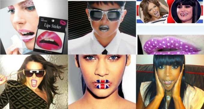 Lip Tattos: le msut have 2013